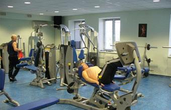 Фитнес-клуб «Эпицентр»