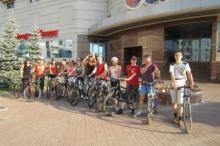 Прокат велосипедов в «Планете Фитнес» на Хади Такташ