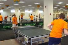 Клуб настольного тенниса «Тайфун»