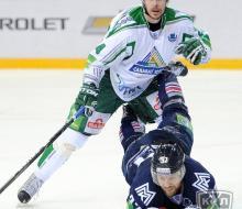 «Салават Юлаев» на своем льду разгромил «Металлург» и сократил счет в серии