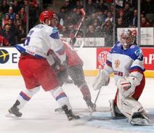 Молодежная сборная России разгромила швейцарцев на ЧМ-2015 (U-20)