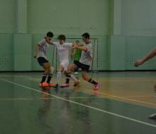 В Чемпионате ОЛЛФ по мини-футболу стартовал плей-офф