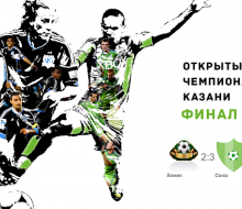 «Союз» стал победителем Чемпионата ОЛЛФ по мини-футболу 2015