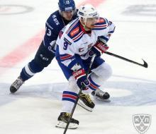 СКА повел в серии с «Динамо»