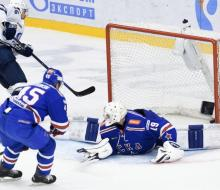 СКА дома крупно проиграл «Динамо»