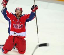 ЦСКА разгромил СКА в первом матче финала Западной конференции