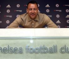 Терри остается в «Челси» как минимум на сезон