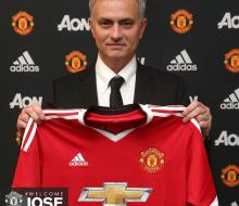 Моуринью стал главным тренером «Манчестер Юнайтед»