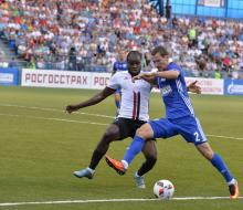 «Оренбург» сыграл вничью с «Амкаром»
