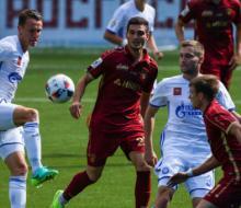 «Оренбург» на последних минутах упустил победу над «Рубином»