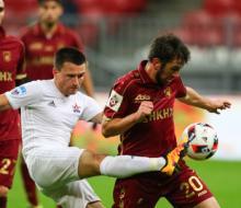 «Рубин» не без проблем обыграл «СКА-Хабаровск» и вышел в 1/4 финала Кубка России