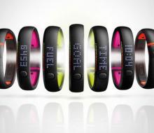 Nike анонсировал новую линейку спортивных браслетов FuelBand