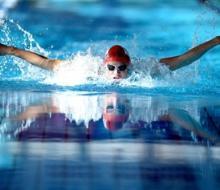Спортивные стили плавания