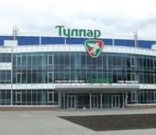 Тренажерный зал в спортивном комплексе «Тулпар»